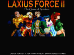 Laxius Force 2: The Queen of Adretana Laxiusforce2
